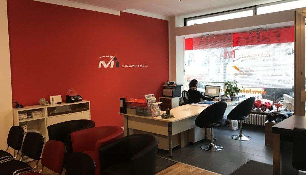 Fahrschule M1 München Intensivkurs