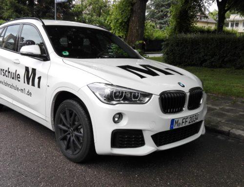 BMW X1 (weiß)